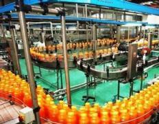 灌装生产线技术不断升级