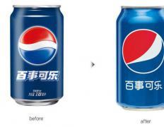 百事可乐2008年换标志后,2014年终于在华全面推广新包装