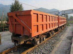 神宝能源公司购进新型矿车充实煤炭生产力量