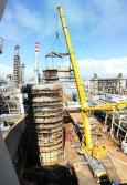 海南炼化环保设备完成工厂制造