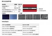 锂离子和超级电容器高性能电极片