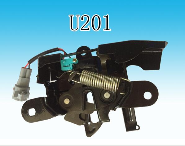 机盖锁总成U201