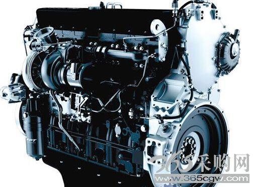 升发动机配置两级涡轮增压图片