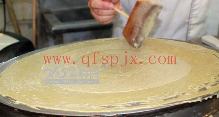 山东杂粮煎饼机,手工燃气煎饼炉,煎饼果子机,菜煎饼鏊子