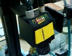 DataMan读码器:轻松高效的读取金属表面二维码