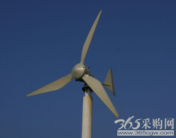微风发电机组