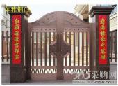 铜门制造|铜门配件|别墅公寓铜门