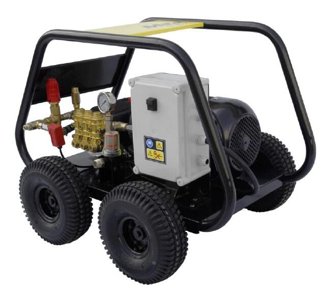 热电厂换热器M35/15工业级冷水高压清洗机