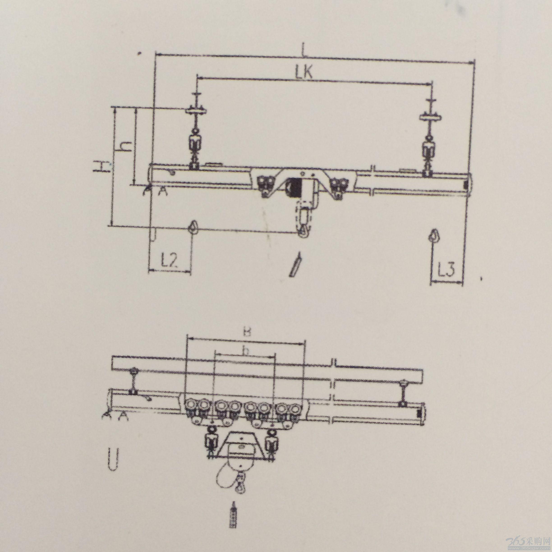 类别:起重机械 - 桥式起重机