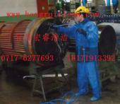 余热发电厂锅炉管道疏通工业级冷水高压清洗机M35/21