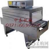 铝型材收缩膜包装机 石膏线热缩膜包装机 消毒餐具收缩机