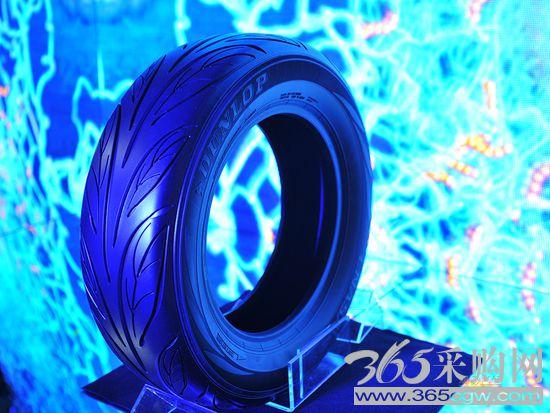 纳米级黑科技 邓禄普发布4项轮胎新技术