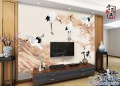 高温烧背景墙加盟,高温微晶背景墙代理,堂前燕创新模式