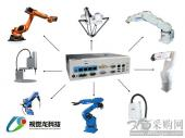 视觉龙VD200机器人机械手视觉引导定位系统方案