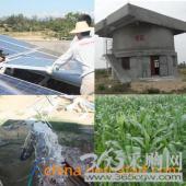 泰联新能源光伏发电之扬水灌溉系统