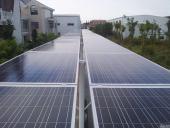 上海浦东12KW居民分布式并网光伏发电系统