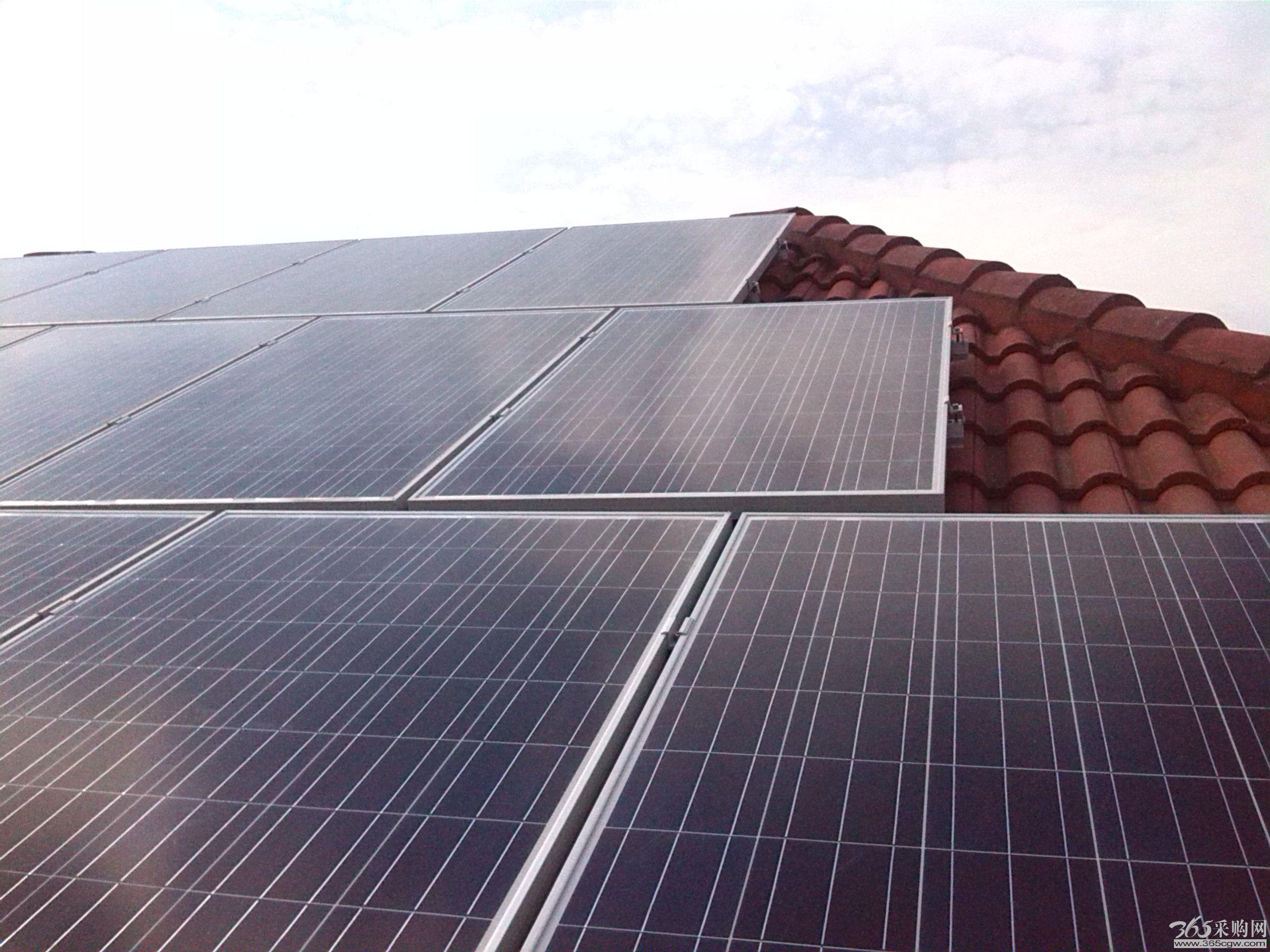 太阳能光伏发电3KW上海居民家用光伏发电系统设计安装