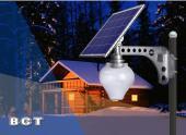 太阳能庭院灯15W 苹果灯2.0