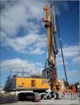 徐工XR130E旋挖钻机再度出口澳大利亚!