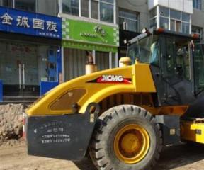 古城太原的这家公司为何如此钟爱徐工道路机械?
