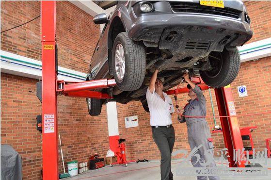 后市场,汽车服务
