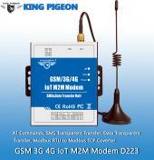 工业无线抄表GPRS DTU数据传输模块4G全网通用