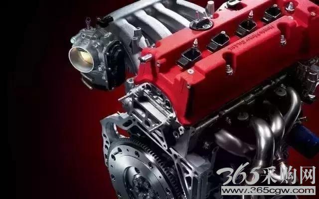 零部件,发动机,涡轮增压