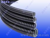 上海焕诺电气HONO包塑镀锌钢金属软管,PVC被覆镀锌钢波纹管