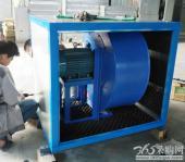 兴宜定制低噪声特殊用途管道抽风机离心式箱式静音