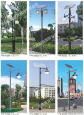 太阳能路灯、景观灯、庭院灯、高杆灯、中华灯、led路灯头