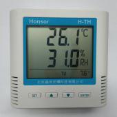 工业高精度温湿度计 可配置外接探头 带有USB接口