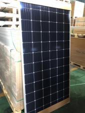 晶科B级单晶350w太阳能光伏组件光伏电池板