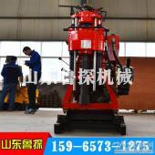 直销小型工程勘探打井机设备 HZ-130YY可移机式液压打深水井