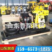 XYX-130拖车轮式打井机 小型家用深水井钻机 民用便携轮式打