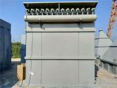单机袋式除尘器的制作结构和清灰控制原理辽宁翔宇