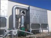 脉冲袋式除尘器的制作工艺与性能特点