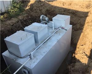 山东餐饮洗涤污水一体化处理设备