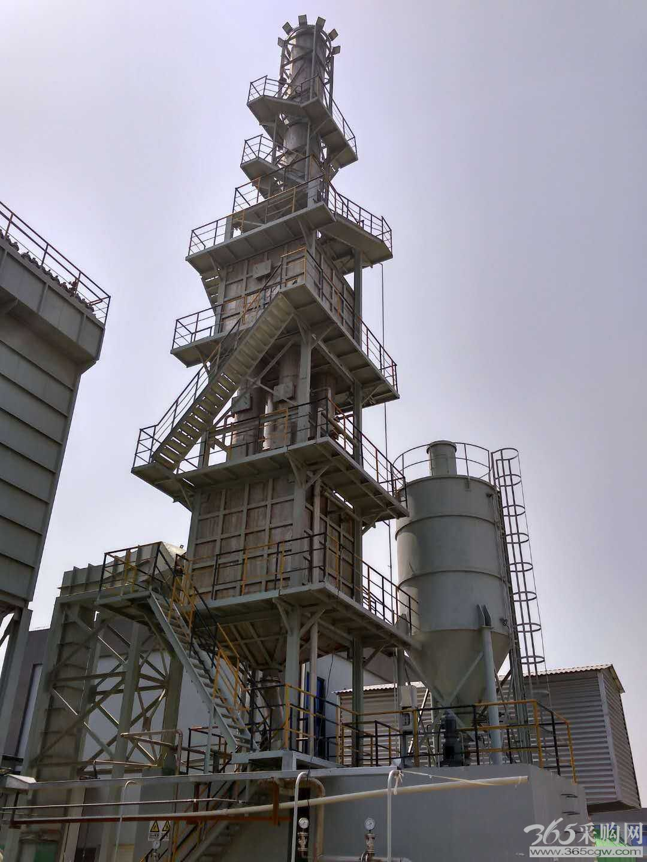富氧侧吹炉气动乳化脱硫塔