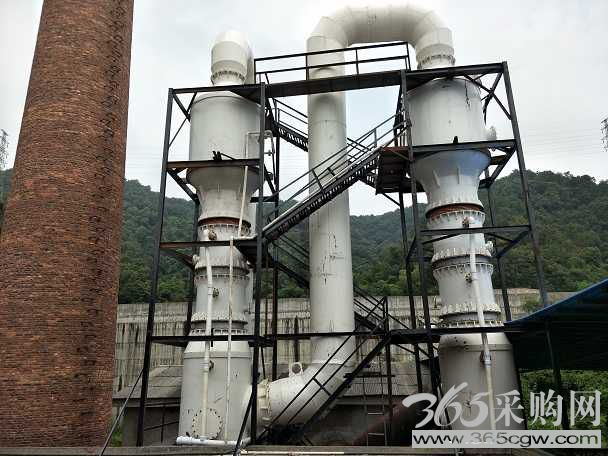 焙烧炉气动乳化脱硫塔