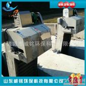 自来水行业清污机 机械格栅