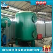 碳钢砂过滤器 电子污水处理设备 有加工厂