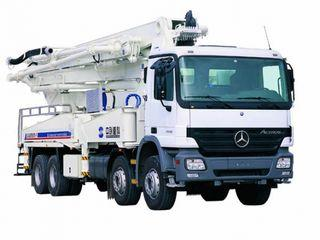 中联重科zlj5381thb125-44混凝土泵车